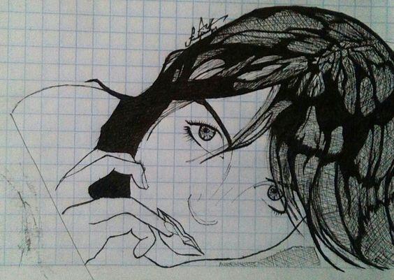 Elizabeth Winstead sketch by madSamGonzalez