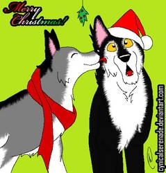 Merry christmas by Metalwolf13