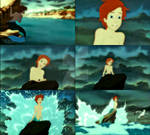 Aron, Disney Gender Bender, Little Mermaid
