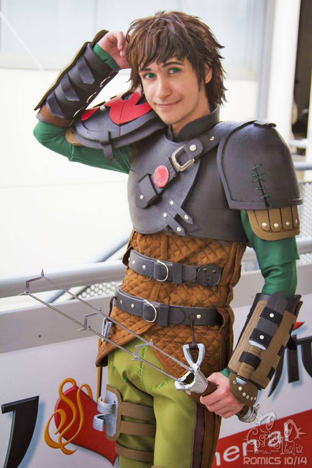 hiccup costume how to train your dragon 1