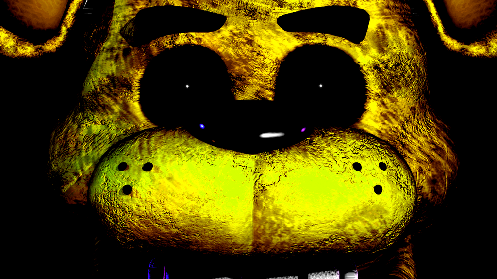 FNAF Golden Freddy by WyvernX1 on DeviantArt
