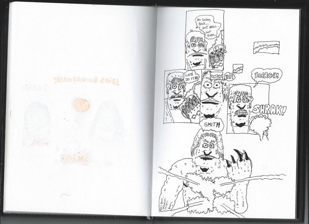 sketchbook by WarrenSikes