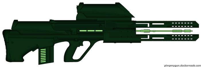My Gamma Ray Gun by goodfebruarian