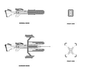 Steyr Bismarck Gewehr by goodfebruarian