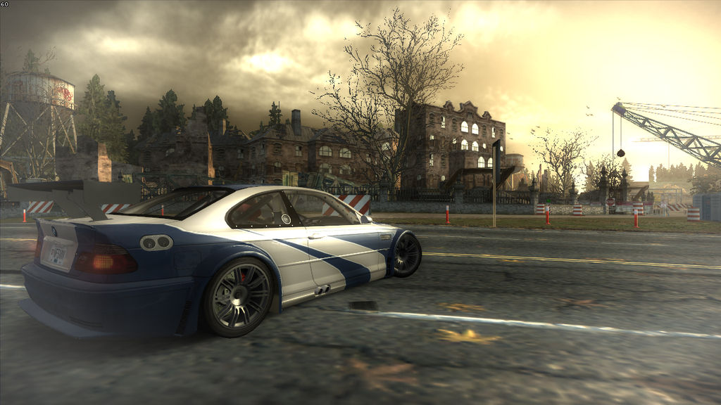 Need For Speed Most Wanted Bmw M3 Gtr By No0bplayer On Deviantart