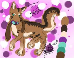 tia ref by kitten654