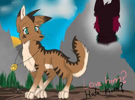 love him hate him by kitten654