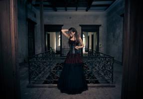 Red Rose by VMPSelene