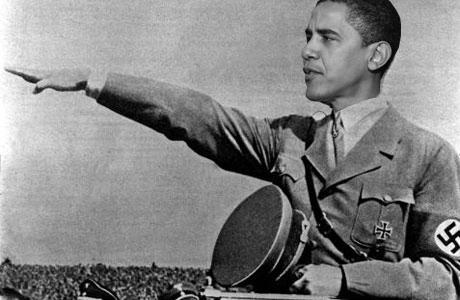Mein Fueher Obama by Joshamuffin