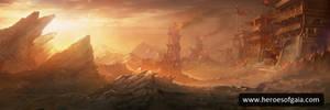 War lands Castle
