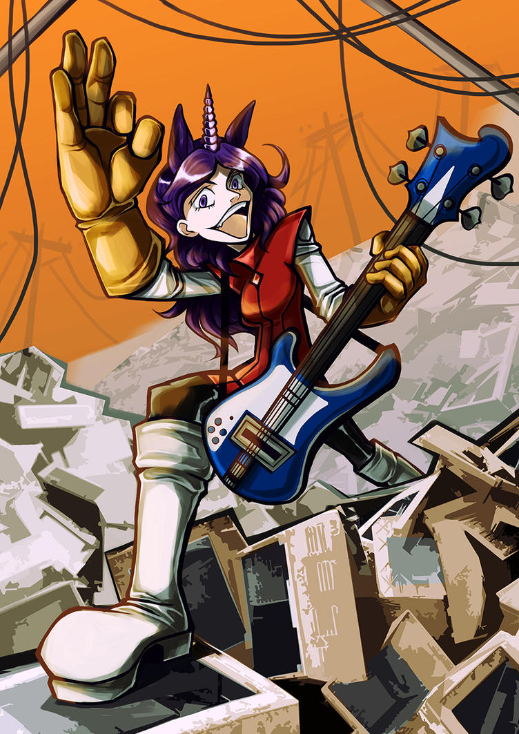 UniCon/FLCL by PapaVego