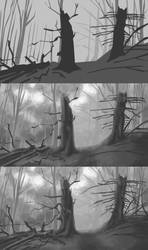 Environment study by PapaVego