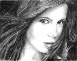 Kate Beckinsale by kdub