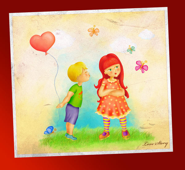 Love Story by imlikeabird
