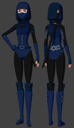 Ninja Girl 2 by Soutch