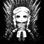 Chibi Daenerys by Soutch