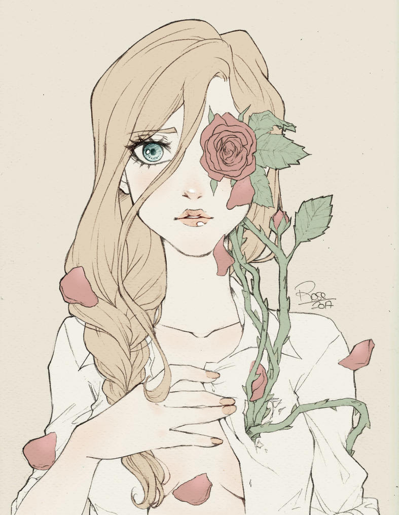 Roses by rose-92