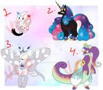 Pokemon Fusion Adopts 30 CLOSED