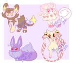 Pokemon Fusion Adopts 96 CLOSED