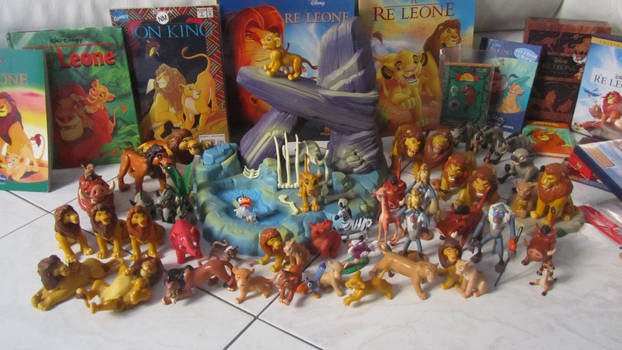 TLK collection: Mattel