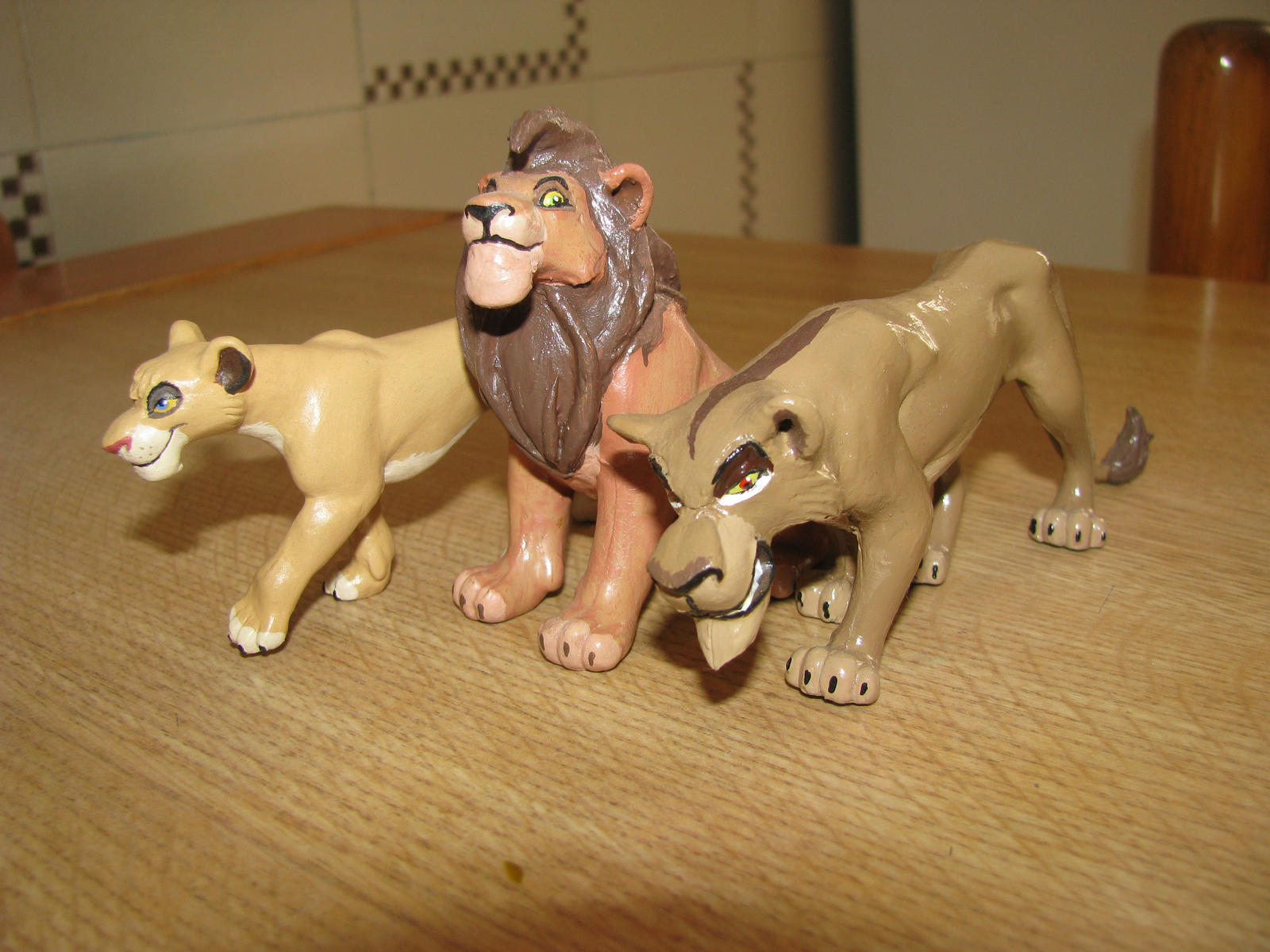 the lion king figure