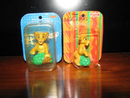 TLK collection: Mini Yujin Simbas