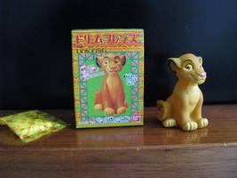 TLK collection: Dream Friends Simba Figure