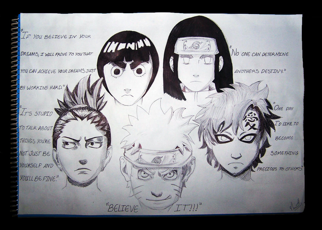 One Line Art Quotes : Things to keep in mind quotes naruto edition by nancyisbored on