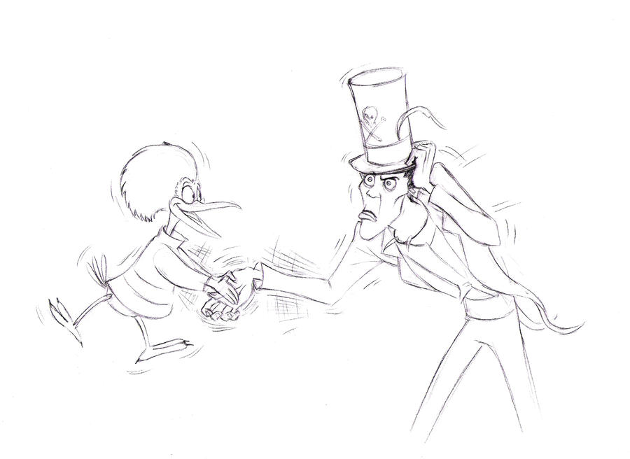 [Walt Disney] Les Trois Caballeros (1944) - Page 2 Shake_my_ha______by_FlamiatheDemon