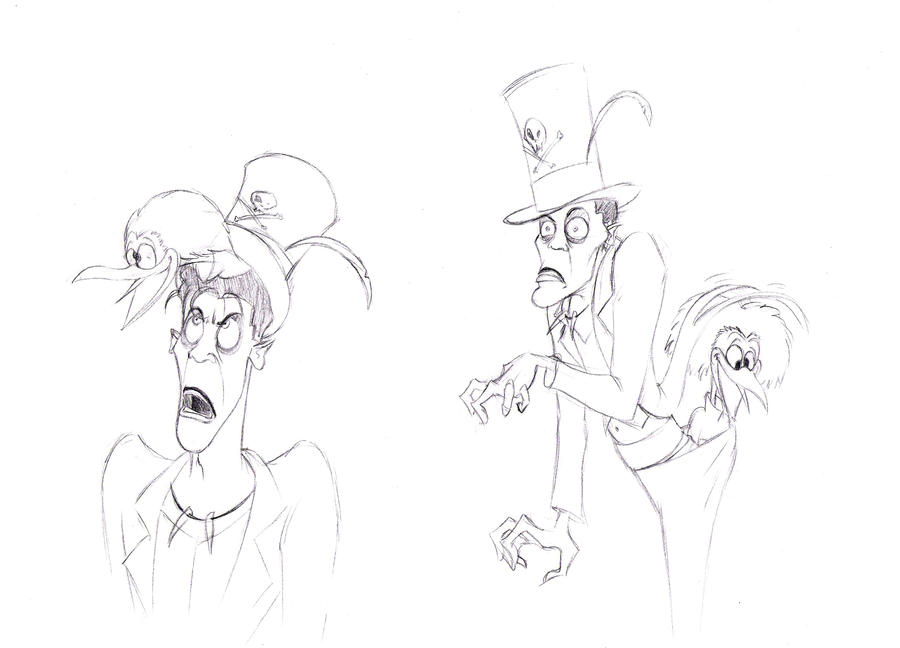 [Walt Disney] Les Trois Caballeros (1944) - Page 2 His_New_Pet__XD_by_FlamiatheDemon