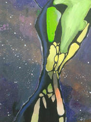 Shards Of Space by Katakikun