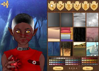 Mega-fantasy-avatar by Katakikun