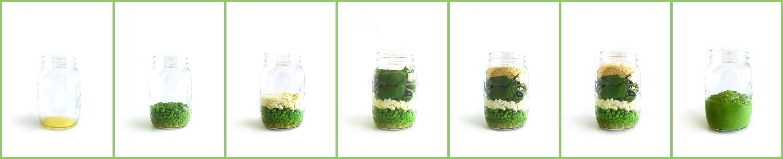 Creamy Basil Protein Pesto by Daedhalus on DeviantArt