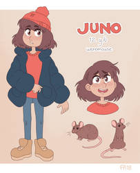 Juno REF 2018