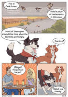 Street Dogs Page 11 by plutofox