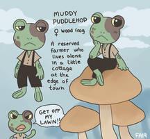Muddy Puddlehop