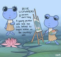 Blue Lilywaters
