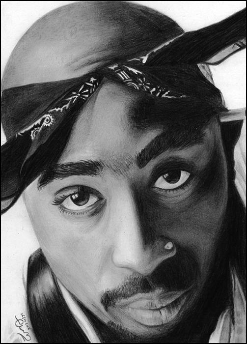 Tupac by paradokusu