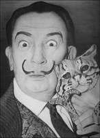 Salvador Dali by paradokusu