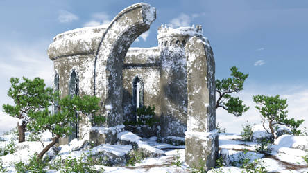 Ruins - The First Snow (img02)