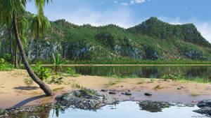 Tropical Lagoon (Img04)