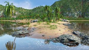 Tropical Lagoon (Img03)