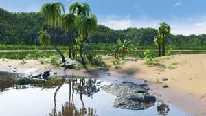 Tropical Lagoon (Img01)