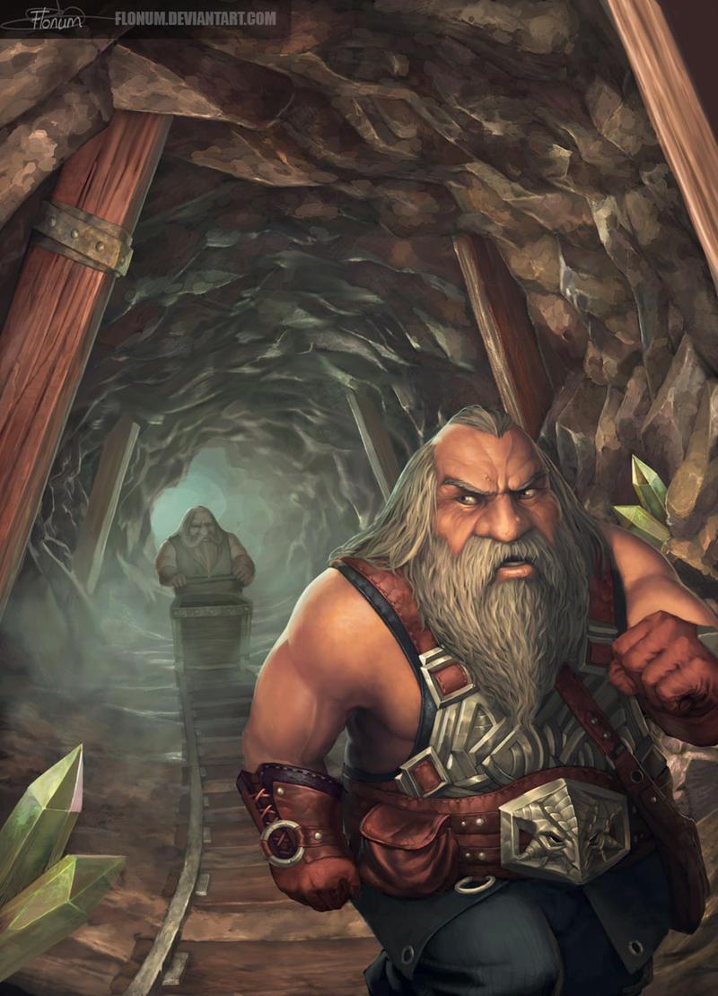 Dwarves by Flonum