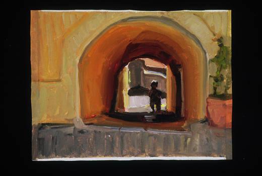 Boy in a Tunnel, Apt