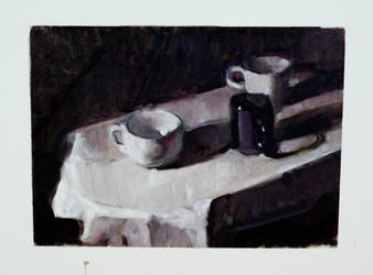 Cups study by sarasnaps
