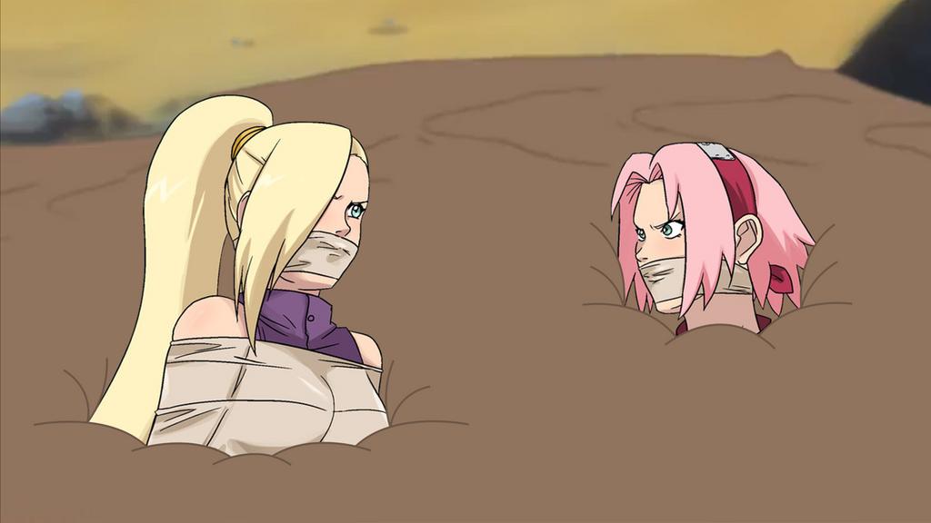 Ino in quicksand - 3 4