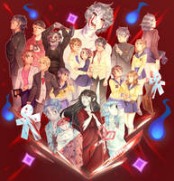 Corpse Party by Ghostly-Autaum