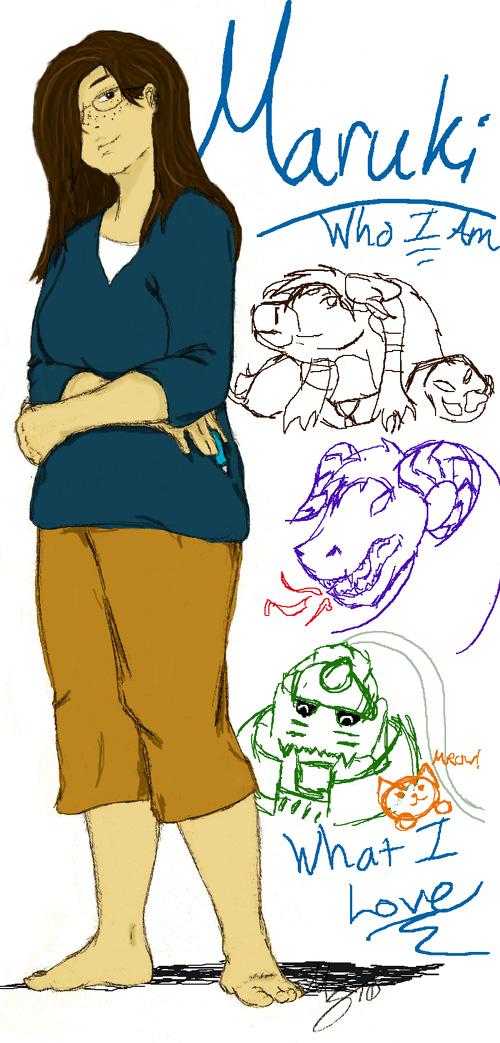 Maruki's Profile Picture