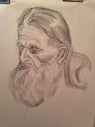 1 hour quick sketch
